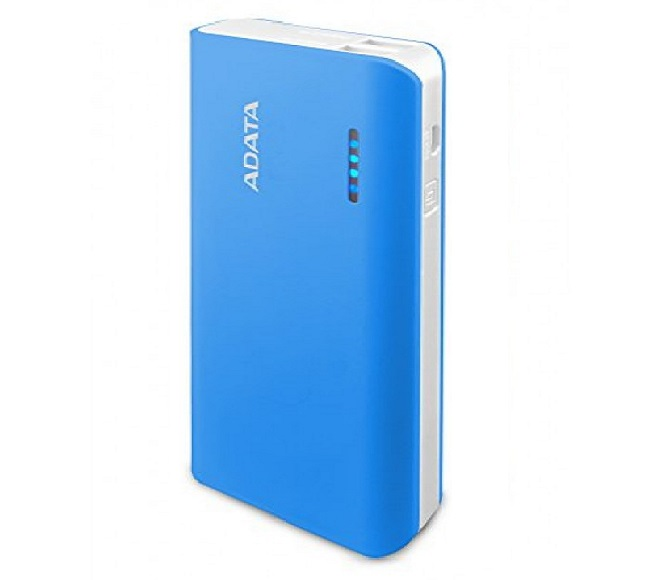 POWER BANK ADATA 10000mAh BLUE