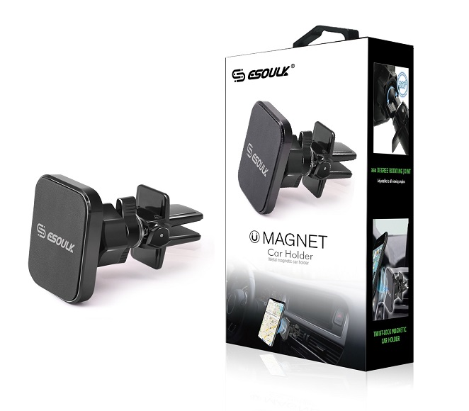 PHONE AIR VENT MAGNET CAR HOLDER EH02P ESOULK