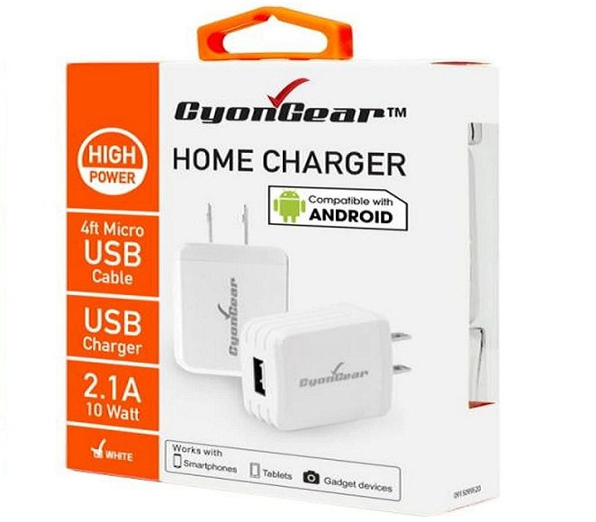 HOME ADAPTER CyonGear (White)