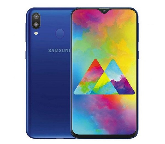 SAMSUNG GALAXY M20 BRAND NEW GSM UNLOCKED 32GB M205 BLUE