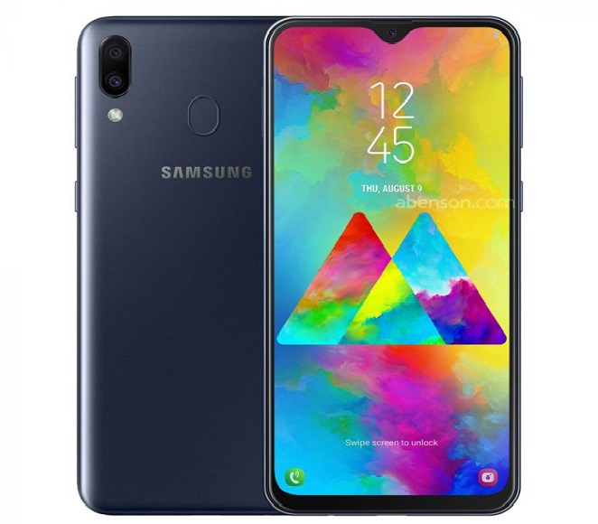 SAMSUNG GALAXY M20 BRAND NEW GSM UNLOCKED 32GB M205 BLACK