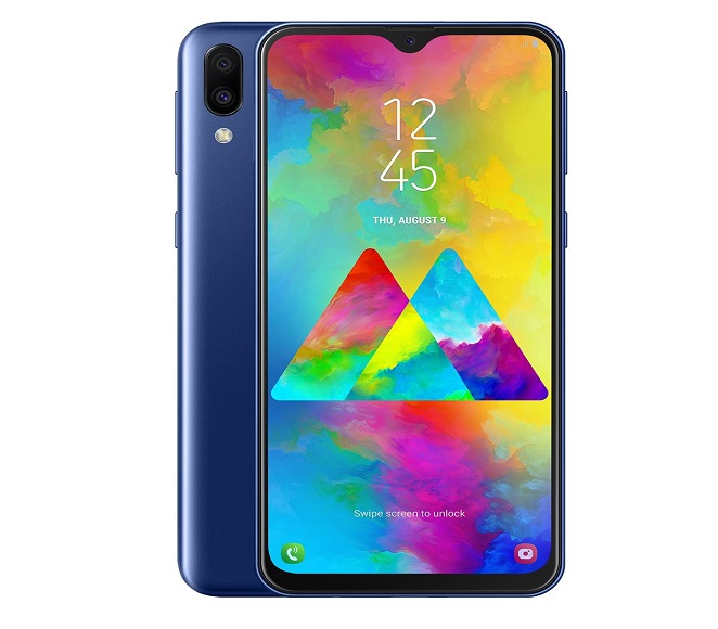 SAMSUNG GALAXY M30 BRAND NEW GSM UNLOCKED 64GB M305M BLUE
