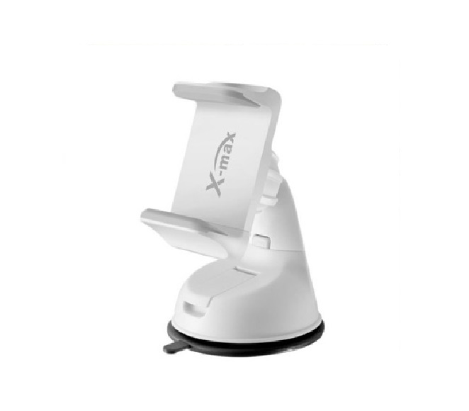 CAR PHONE HOLDER GEL TYPE X-CH1413 WHITE
