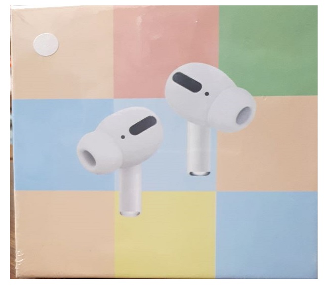 AIRPODS WIRELESS EARBUDS (PINK)