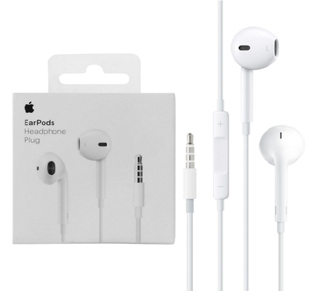 HEADSET APPLE IPHONE 5 ORIGINAL