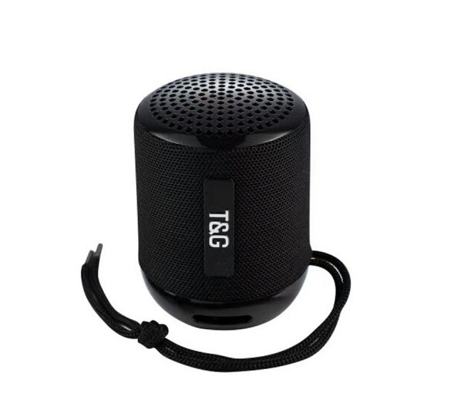 SPEAKER BLUETOOTH TG-129 T&G (BLACK)